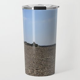 Alien Landscape Travel Mug