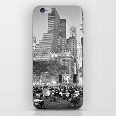 BRYANT PARK iPhone & iPod Skin