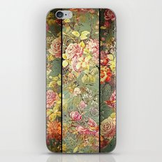 Chinoiserie iPhone & iPod Skin