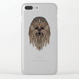 StarWars | Chewbacca Clear iPhone Case