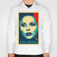 evil queen Hoodies featuring Evil Queen by Pop Atelier