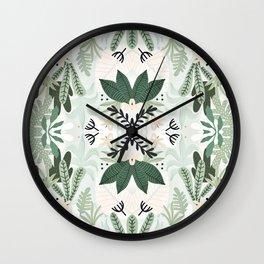 Jungle kingdom Wall Clock