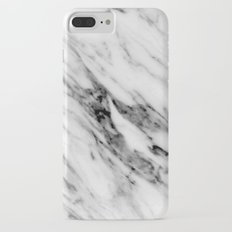 Classic Marble Slim Case iPhone 8 Plus