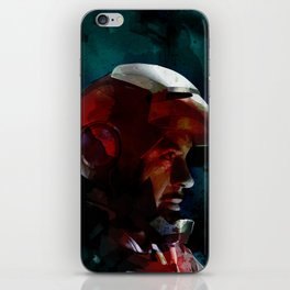 The Knight in the Shining Armour...  iPhone Skin