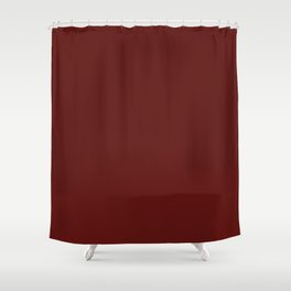 Jam - Solid Color Collection Shower Curtain