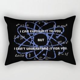 Theory Rectangular Pillow