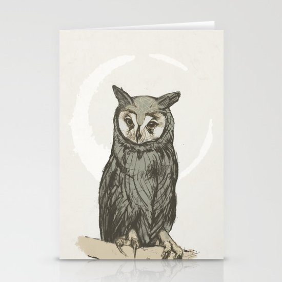 The Watch Keeper Stationery Cards