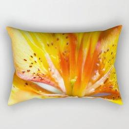 Asiatic Lily 12 Rectangular Pillow