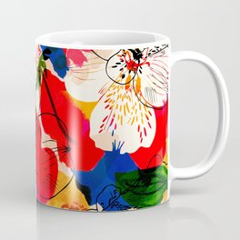Effervescent land Coffee Mug
