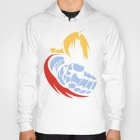 fullmetal Hoodies featuring Minimal Edward  by jpmdesign