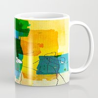 the neighbourhood Mugs featuring neighborhood by Kay Weber