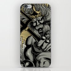 Poseidon iPhone & iPod Skin