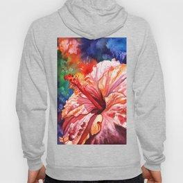 Tropical Hibiscus 2 Hoody
