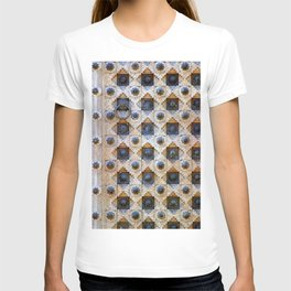 Wood Door Texture T-shirt