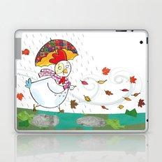 hen Laptop & iPad Skin