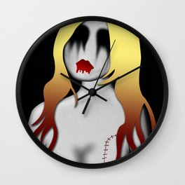 LivingDeadGirl Wall Clock