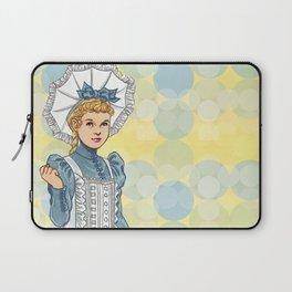 Alice Bonnet Laptop Sleeve