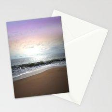 Light Pastel Seascape Stationery Cards