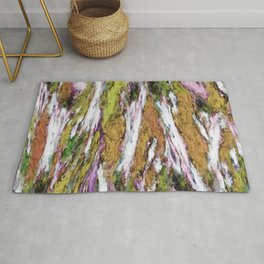 Falling through difficult layers Rug
