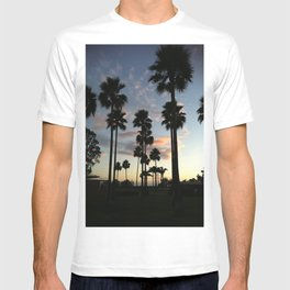 santa barbara sky T-shirt