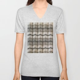Systematic Waves Unisex V-Neck