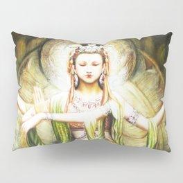 Hindu Durga 2 Pillow Sham