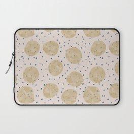 Watercolor polka dots Laptop Sleeve