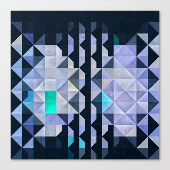 X3 Canvas Print