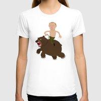 putin T-shirts featuring Putin Rider by René Martin