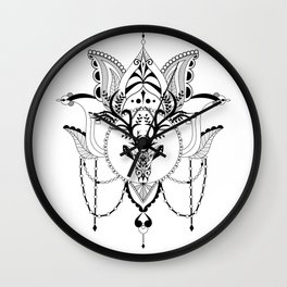 Lovely Deer Wall Clock