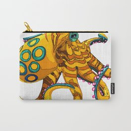 Blue-Ringed Octopus Carry-All Pouch
