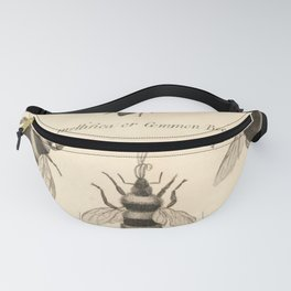 Naturalist Bees Fanny Pack