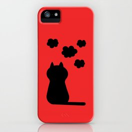 SILENCE IN THE PARK iPhone Case