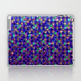 Polka Dot Sparkley Jewels G263 Laptop & iPad Skin