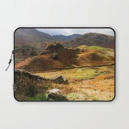 Castle Howe landscape Laptop Sleeve