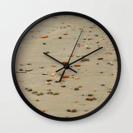 Little Stones Wall Clock