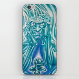Anger & Disappointmen iPhone Skin