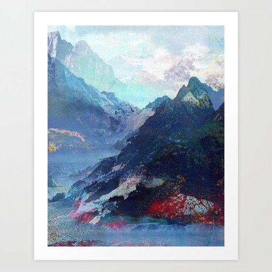 Untitled 20130913a (Landscape) Art Print