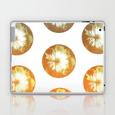 rusty circles Laptop & iPad Skin