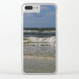 Oh That Breeze Clear iPhone Case