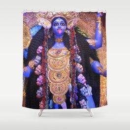Maha Kali Shower Curtain