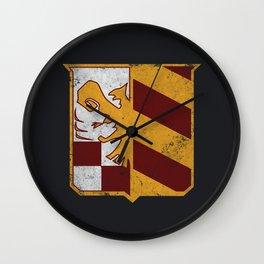 Florentine Eagle - Crest Wall Clock
