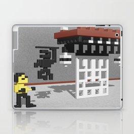 BruceLee Commodore 64 game tribute Laptop & iPad Skin