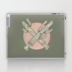 Crossed up Cactus Laptop & iPad Skin