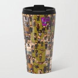 Super Walking Dead: Highway Metal Travel Mug