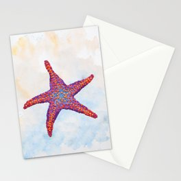 Hoopless: Washed Up Star Stationery Cards