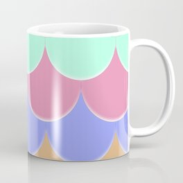 The Rainbow Scales Coffee Mug