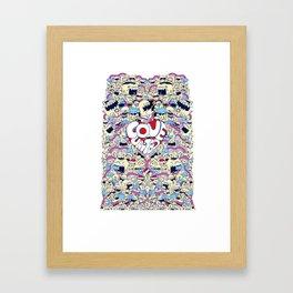 Love United Framed Art Print