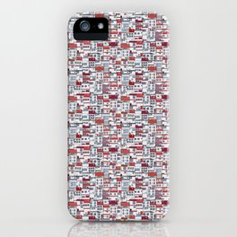 My city iPhone Case