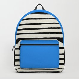 Ocean x Stripes Backpack